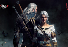 The Witcher 3: Wild Hunt, Ciri, video games, The Witcher wallpaper