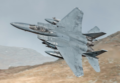 mcdonnell douglas, f-15e, strike eagle, aircraft, aviation wallpaper
