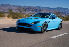 Aston Martin V12 Vantage, car, luxury cars, Aston Martin, Aston Martin Vantage wallpaper
