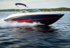 2014 cruisers yachts 259 sport cuddy, boat, river, speed, water, cruisers yachts wallpaper