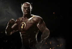 flash, injustice 2, video games wallpaper