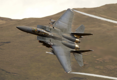 mcdonnell douglas, f-15e, strike eagle, aircraft, f-15 wallpaper