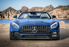 mercedes amg gt roadster 2017, mercedes, cars, mercedes-benz wallpaper