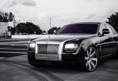 rolls royce wraith, tuning, rolls royce, cars wallpaper
