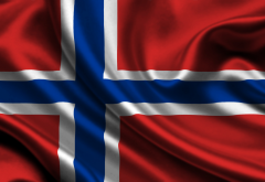 norway, flag, noway flag wallpaper