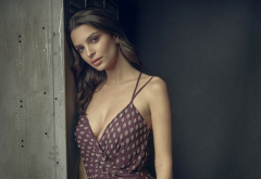 emily ratajkowski, vanity fair, actress, super bowl, model, women, brunette wallpaper
