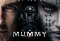 the mummy, movies, sofia boutella, actress, tom cruise, actors wallpaper