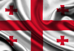 georgia, flag, flag of georgia wallpaper