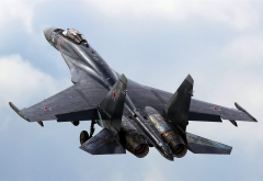 sukhoi, su-35, aircraft, plane, flight wallpaper