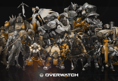Blizzard Entertainment, Overwatch, video games wallpaper