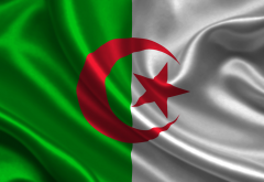 flag, algeria, algerian flag wallpaper