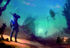 Fallout, Fallout 4, video games wallpaper