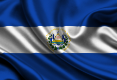 flag, el salvador, flag of salvador wallpaper