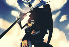 Soul Eater, Death The Kid, death wallpaper