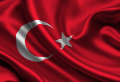 flag of turkey, turkey, flag wallpaper