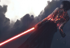 artwork, fantasy art, digital art, Sith, women, Star Wars wallpaper