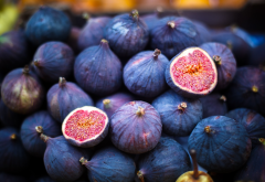 food, figs, nature wallpaper