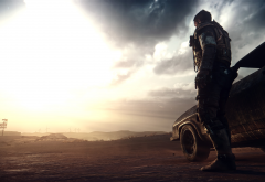 mad max, video games, clouds, cars wallpaper