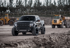 ford f-150 raptor, cars, truck, tractor, ford f-150, ford wallpaper