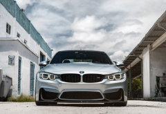 bmw f80, vossen wheels, tuning, cars, bmw, bmw m3 wallpaper