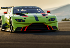2018 aston martin vantage gte, cars, aston martin wallpaper
