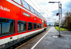 deutsche bahn, train, station, germany, railway wallpaper