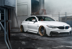 bmw m4 adv1, bmw m4, cars, bmw, white car wallpaper