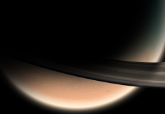 space, planet, saturn wallpaper