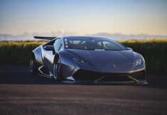 lamborghini huracan, tuning, stancenation, lamborghini, cars wallpaper