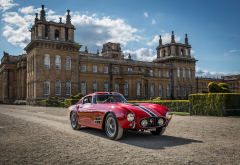 1956 ferrari 250 gt berlinetta,�������, blenheim palace, blenheim, woodstock, oxfordshire, united kingdom, red car, retro car, sportcat, ferrari 250, ferrari wallpaper