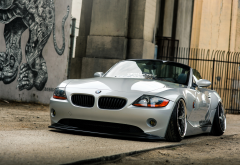 bmw z4, tuning, bmw, cars wallpaper