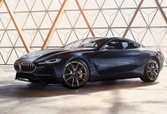 bmw concept 8-series, bmw, cars wallpaper