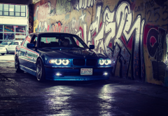 bmw e38 750i tuning, bmw, tuning, stance, bmw e38, cars wallpaper
