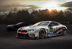 bmw m8 gte, bmw m8, bmw, cars, bmw 8-series, sportcar wallpaper