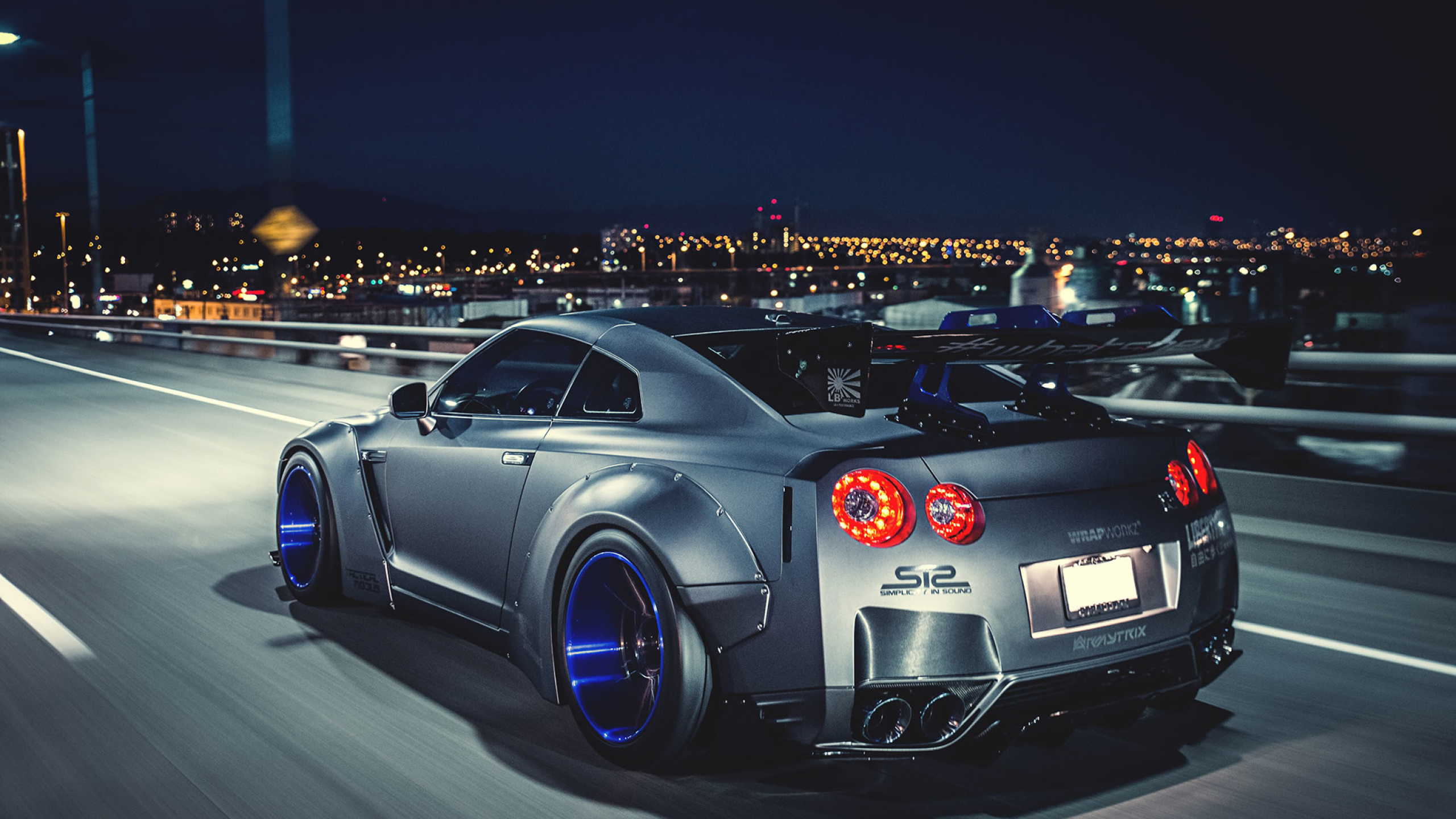 download 2560x1440 liberty walk nissan gt r r35 tuning cars nissan gt r nissan wallpapers. Black Bedroom Furniture Sets. Home Design Ideas