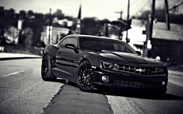 1920x1080 pix. Wallpaper Chevrolet Camaro, car, muscle cars, coupe, Chevrolet