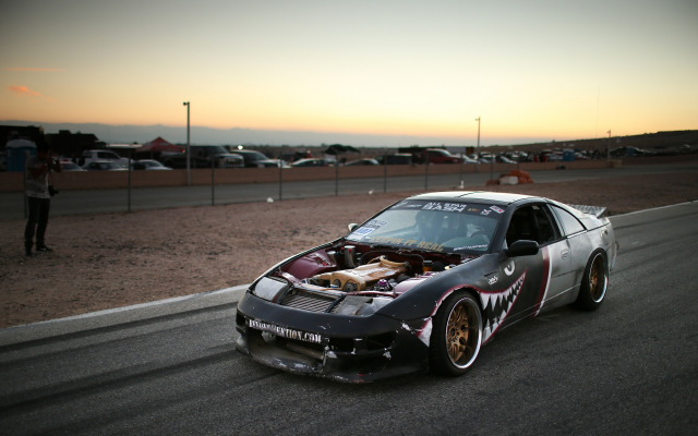1920x1200 pix. Wallpaper Nissan, Nissan 300ZX, Speedhunters, Z32, car