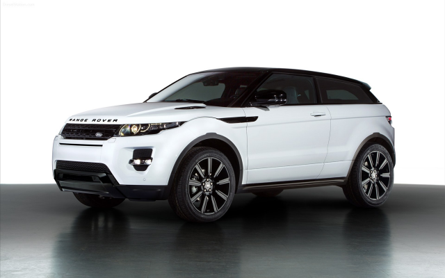 1920x1200 pix. Wallpaper Range Rover, car, Land Rover, Range Rover Evoque Black Design