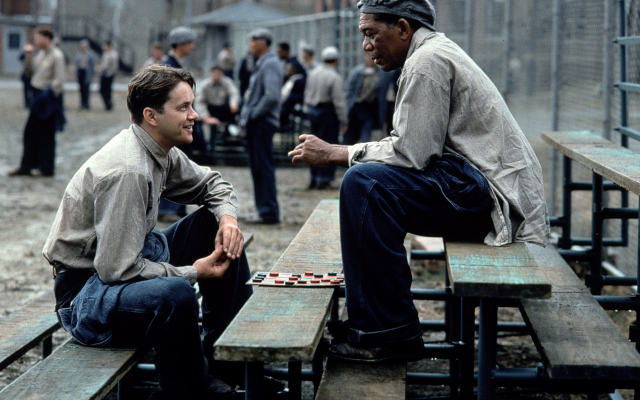 3539x2356 pix. Wallpaper the shawshank redemption, morgan freeman, ellis boyd redding, red, movies, tim robbins, andy dufresn