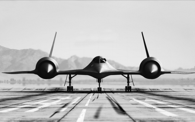 1920x1080 pix. Wallpaper lockheed, sr-71, blackbird, aircraft, plane, aviation