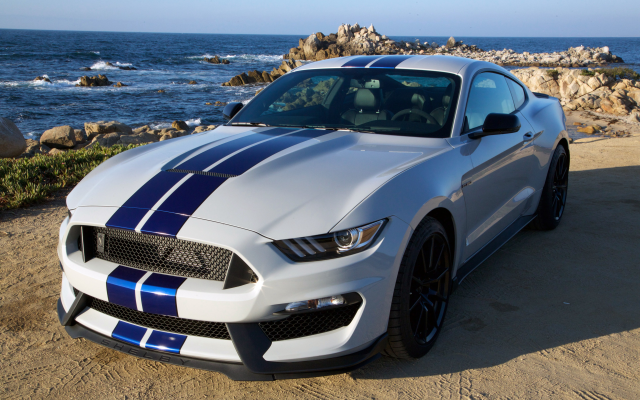 4096x2731 pix. Wallpaper ford mustang shelby, muscle cars, american cars, white cars, shelby gt500, shelby, shelby gt35