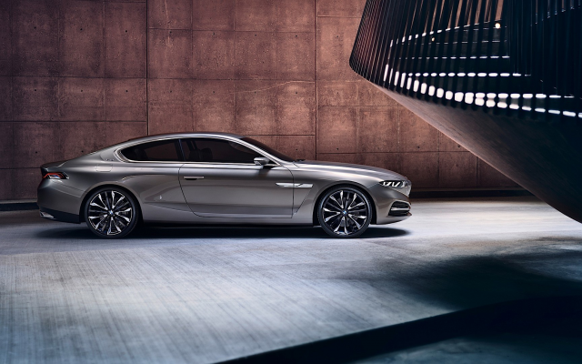 1920x1080 pix. Wallpaper bmw gran lusso coupe, car, bmw, coupe, luxury cars, modern