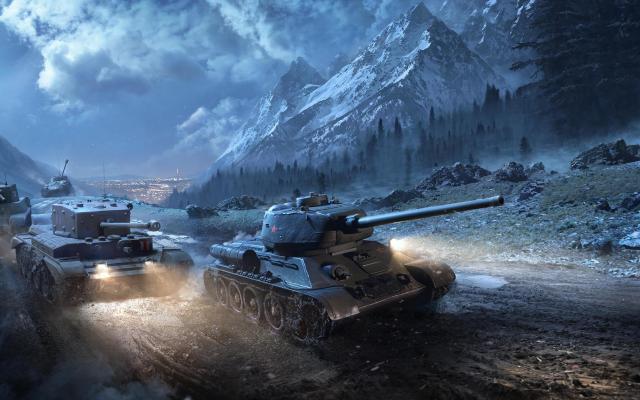 Wallpapers World Of Tanks Blitz Wargaming World Of Tanks