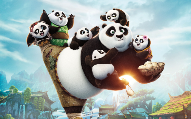 4800x3800 pix. Wallpaper kung fu panda 3, panda, movies, cartoons