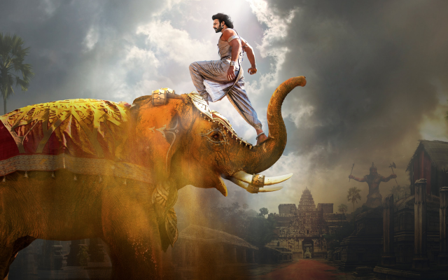 3840x2400 pix. Wallpaper baahubali 2: the conclusion, indian movies, movies, baahubali, elephant