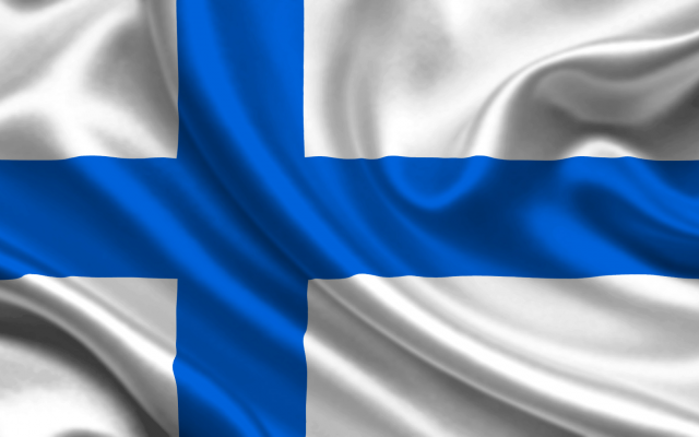 1920x1080 pix. Wallpaper finland, flag, flag of finland