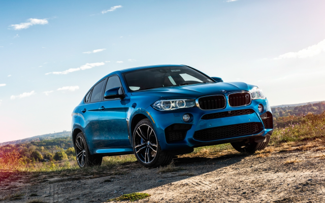 2250x1272 pix. Wallpaper bmw, bmw x6, cars, blue car, bmw x6 sport edition