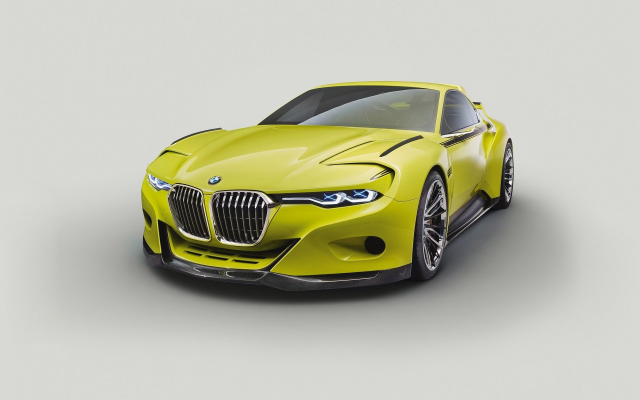 1920x1200 pix. Wallpaper bmw, cars, bmw 3.0 csl hommage, bmw 3.0