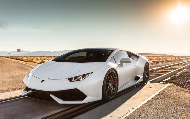 5593x3729 pix. Wallpaper white car, lamborghini huracan, lamborghini, cars