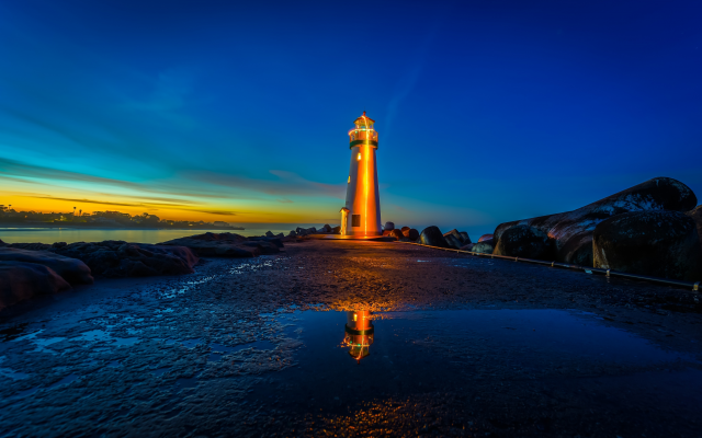 4096x2596 pix. Wallpaper monterey bay, walton lighthouse, santa cruz harbor, lighthouse, sea, sunset